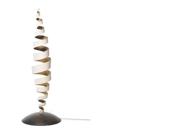 Tom Dixon, a spiral light