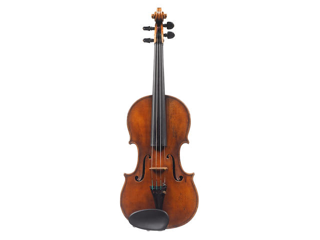 An Italian Violin by Ferdinando Garimberti, Milan, 1926 (2)