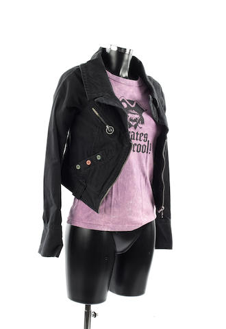 Love & Monsters, June 2006 Rose Tyler (Billie Piper), a part costume, comprising;