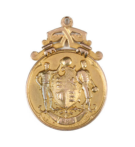 1923 F.A. Cup Final winners medal awarded to Bolton Wanderers J.Seddon