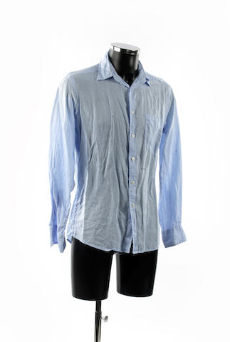 The Tenth Doctor - David Tennant, Various Episodes An iconic pale blue shirt,