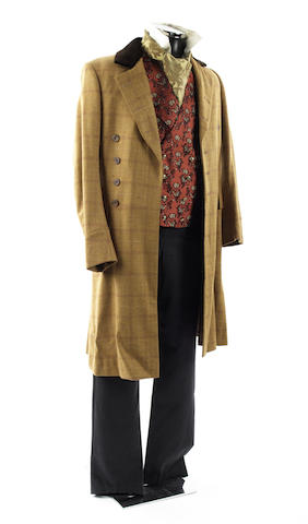 The Next Doctor, December 2008 Jackson Lake (David Morrissey), a complete costume, comprising;7