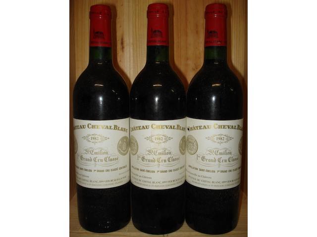 Chateau Cheval Blanc 1982 (3)
