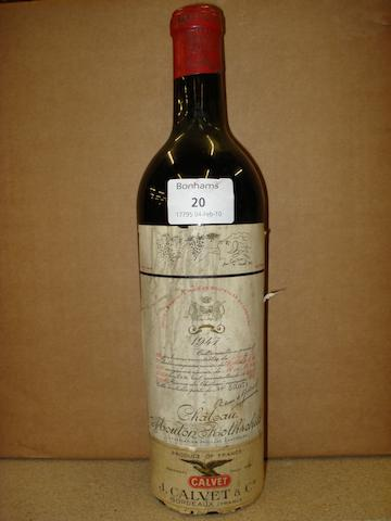 Chateau Mouton Rothschild 1947 (1)