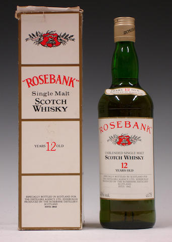 Rosebank-12 year old