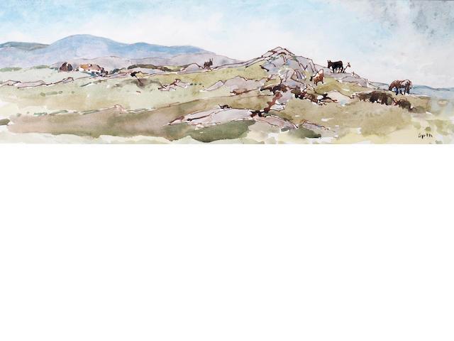 Gyrth Russell (Canadian, 1892-1970) Mannin Bay, Connemara