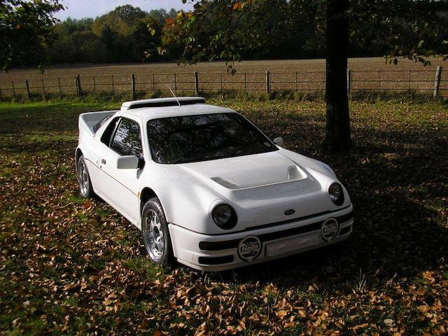 Ford RS200 ,