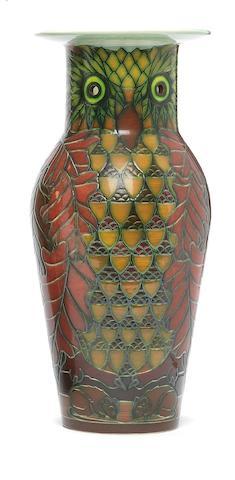 Sally Tuffin  'Owl' an Etruscan Vase, 2005