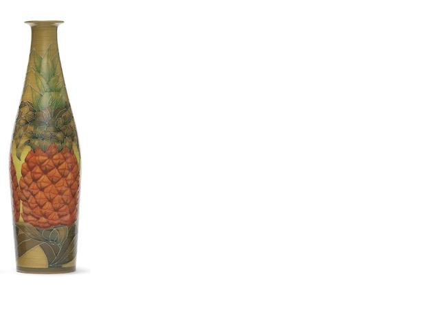 Sally Tuffin  'Pineapple' a large bottle Vase, 2001