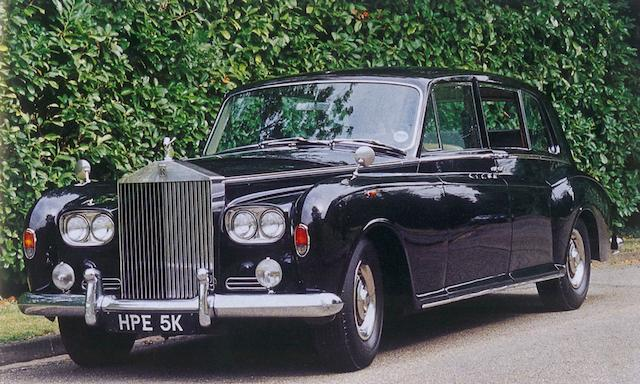 1971 Rolls-Royce Phantom VI Limousine  Chassis no. PRH4622 Engine no. 4622