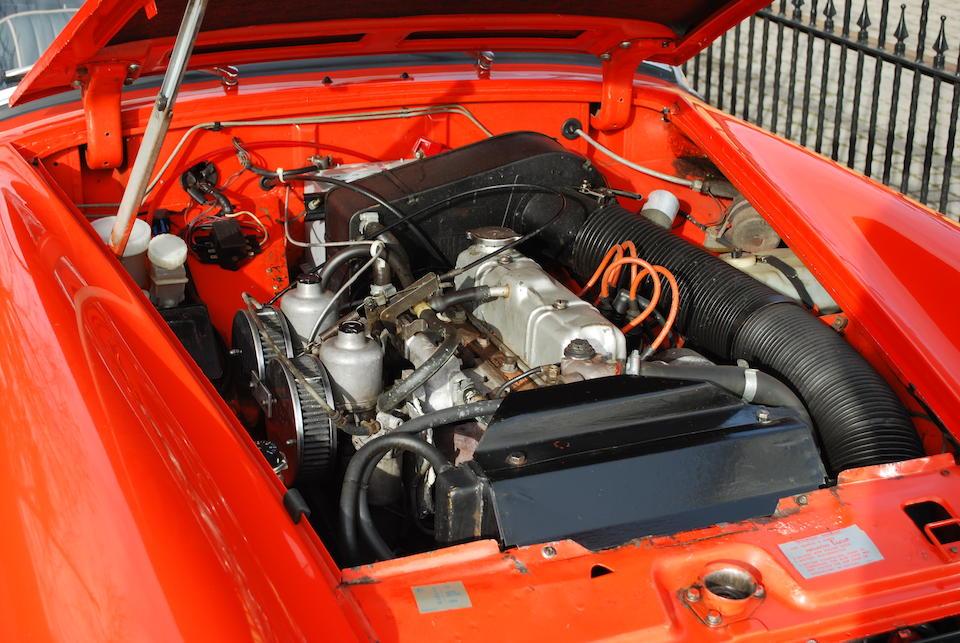 1980 MG Midget 1500 Roadster  Chassis no. GAN6-215986G Engine no. 62753HF