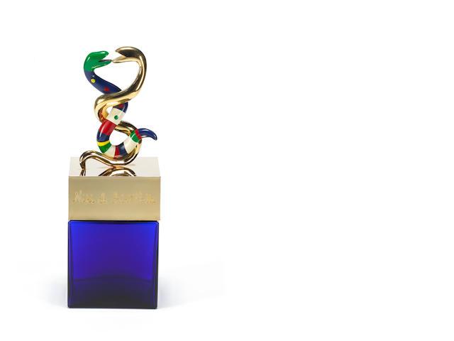 Niki de Saint Phalle (French, 1930-2002) 'Factice Géant du Parfum,' 1982