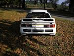 1989 Ford RS200 4T 4WD Coupe 350bhp 'Rally Kit', 6804 miles  Chassis no. SFACXXBJ2CGL00114 Engine no. GL00114