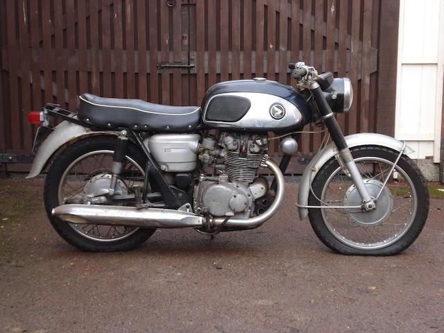 Honda CB450,