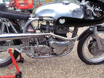 1958 Norton Dominator 500cc Café Racer Engine no. 74926