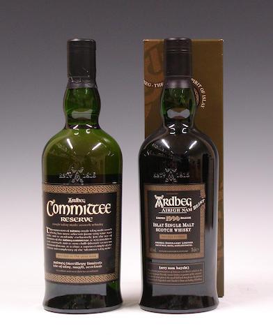 Ardbeg Committee Reserve-Bottled 2002Ardbeg-1990