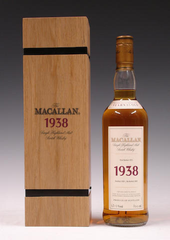 The Macallan-35 year old-1938