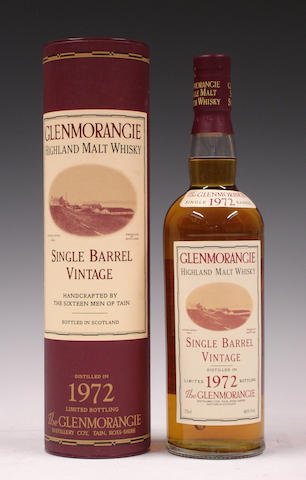Glenmorangie Single Barrel-Vintage 1972