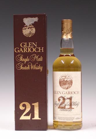 Glen Garioch-21 year old-1965