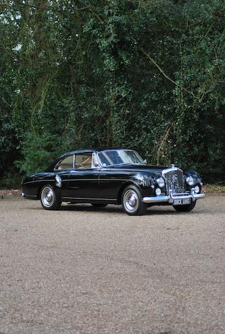 1956 Bentley S1 Continental Sports Saloon  Chassis no. BC49AF Engine no. BC48A