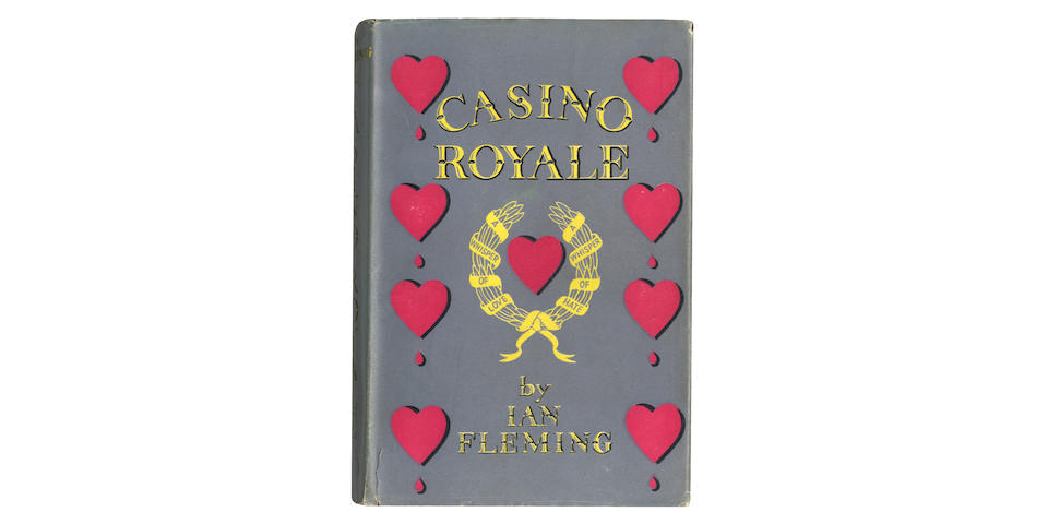 FLEMING (IAN) Casino Royale, FIRST EDITION