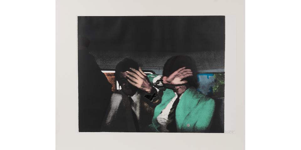 (n/a) Richard Hamilton (British, born 1922) 'The Release', 1972