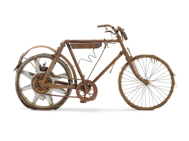 c.1900/1901 Singer Gents Motor Bicycle