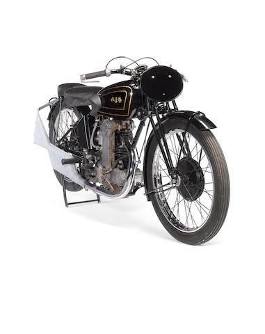 1930 AJS R7S,