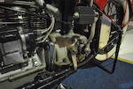 1936 Indian 1,265cc Model 436 'Upside Down' Four Engine no. DCF368M