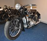 1936 BMW 494cc R5 Frame no. 8815 Engine no. 8916