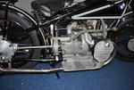 1929 BMW 486cc R52 Frame no. 26735 Engine no. 49935