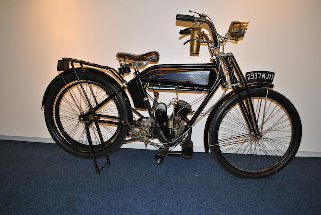 c.1925 Aiglon Lightweight  Frame no. 70414 Engine no. 1977