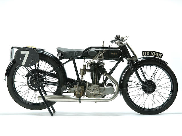 c.1927 AJS 350cc Big Port,