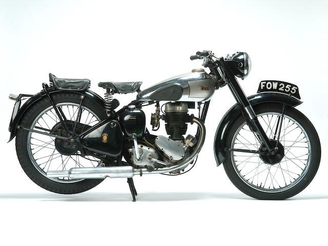 c.1949 BSA 250cc C11,