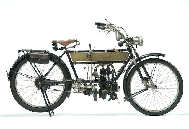 c.1913 FN 285cc,