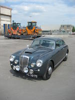 1954 Lancia Aurelia B20GT Series IV Coupé, full Nardi Conversion  Chassis no. Chassis no. B20-3126 Engine no. Engine no. B20-5063