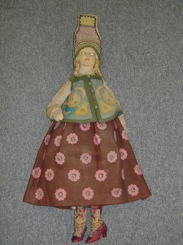 Doll - Lenci 1920's - Subject to confirmation