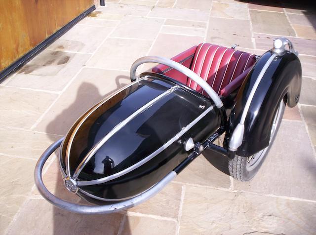 Steib Sidecar S500,