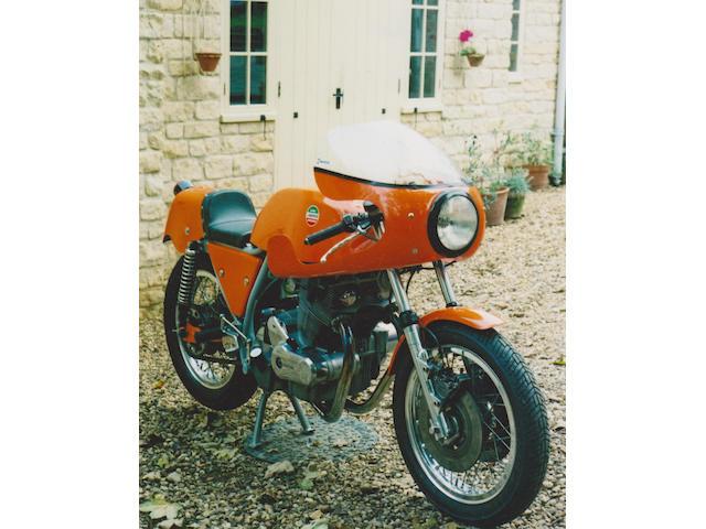 1974 Laverda,