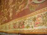An Impressive Axminster carpet England, 1st quarter of 19th Century 40 ft x 25ft (1220 x 770 cm) some damage