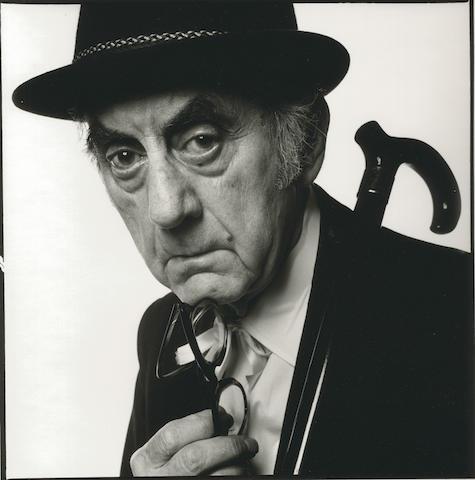 Man Ray, 1968