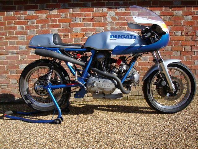 1974 Ducati 750SS Imola replica,
