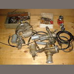 A quantity of carburettors, accessories and spares;