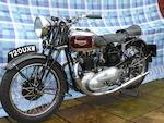 1934 Triumph 493cc Model 5/5 Sports Frame no. 52188 Engine no. 5.S5.1272
