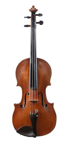 Jos Gagliano Violin