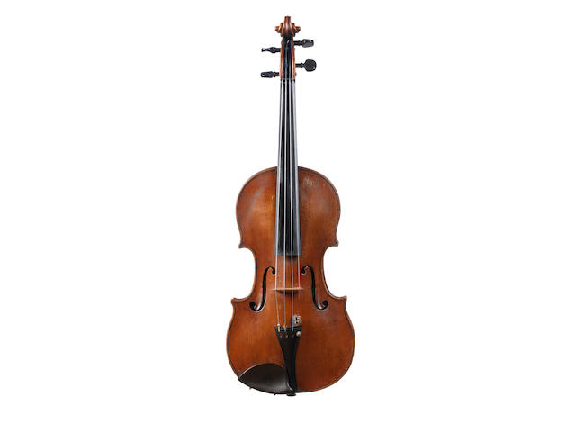 An Italian Violin by Joseph Gagliano Naples circa 1780 (2)