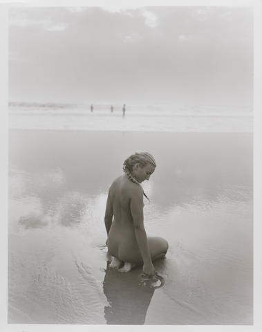 Jock Sturges (American, born 1947) Arianne, Montalivet, France, 1992 50.7 x 40.3cm (19 15/16 x 15 7/8in).
