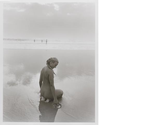 Jock Sturges (American, born 1947) Arianne, Montalivet, France, 1992 50.7 x 40.3cm (19 15/16 x 15 7/8in).