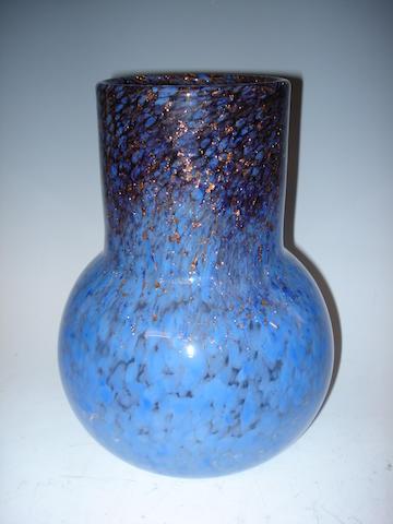 A Monart vase Shape IA