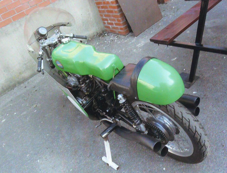 Benelli 250 Grand Prix Replica Racing Motorcycle